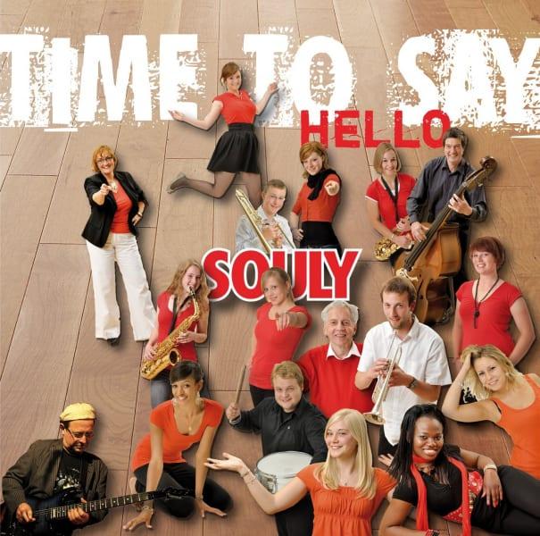 """""""Souly"""" präsentiert ihre erste CD"""