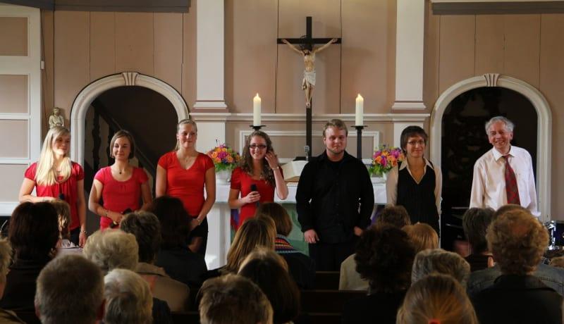 Souly-Konzert für die St.-Petri-Stiftung