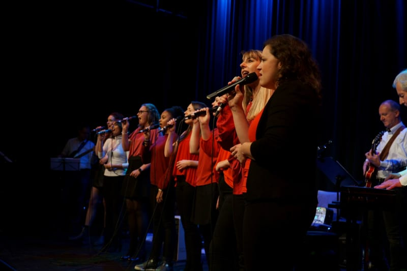 Souly-Konzert im KASCH