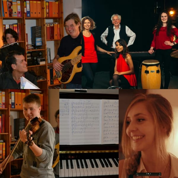Souly-Konzert im Müllerhaus
