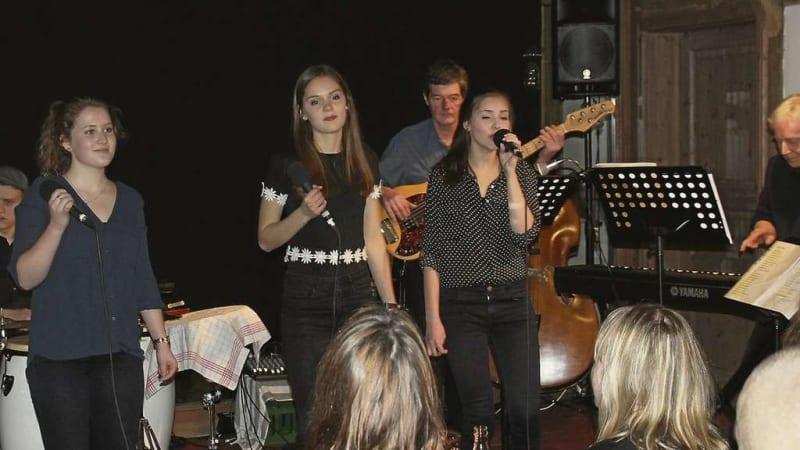 Pressebericht vom CLUB-Konzert im Müllerhaus