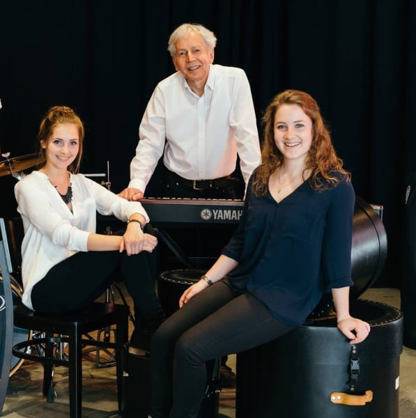 Club-Trio in Hamburg!