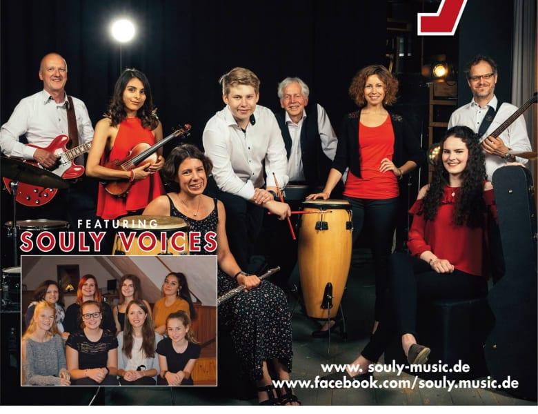 Musikprojekt Souly kommt nach Kirchlinteln