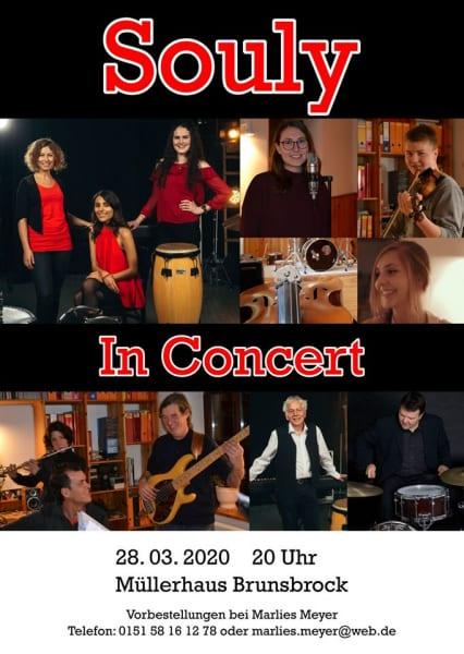 Souly-Konzert