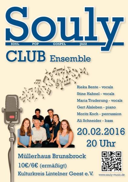 CLUB-Konzert im Müllerhaus