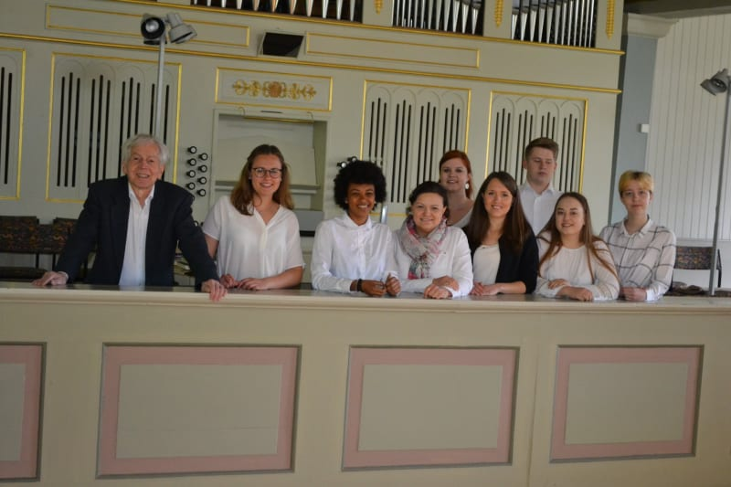 Souly Voices bei Konfirmation
