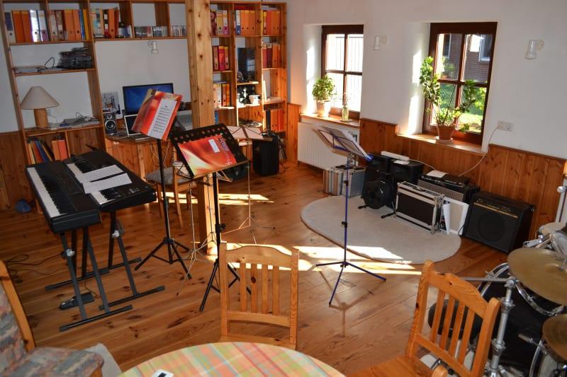 Studio-Arbeit