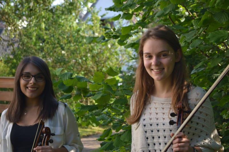 Die Souly-Geigen