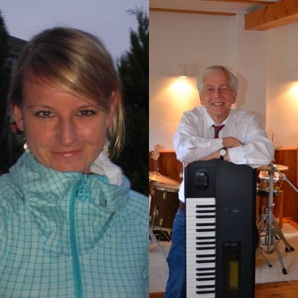 Souly Duett bei einer Trauung in Otterstedt