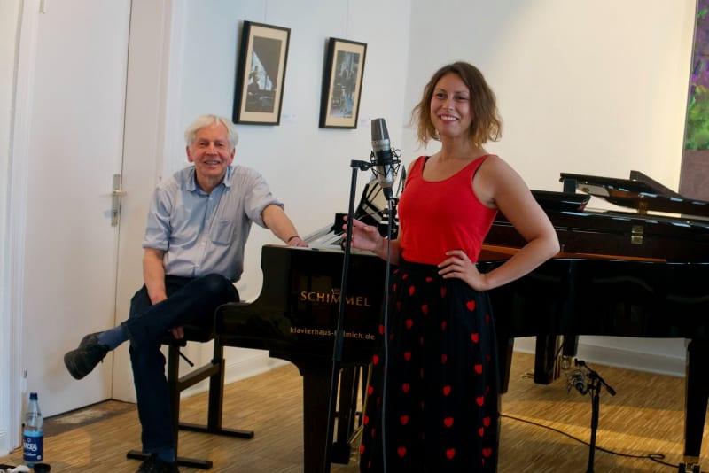 Im Klavierhaus Helmich