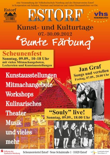 Großes Konzert in Nienburg/Estorf