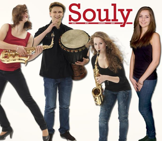 Souly-Musikstudenten
