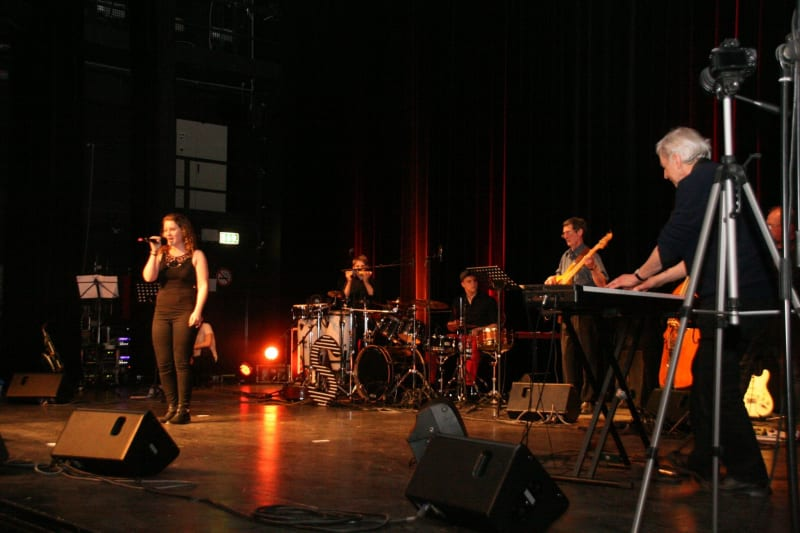 Souly in der Stadthalle