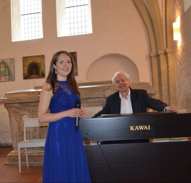 Souly Voices auf einer Hochzeitsfeier