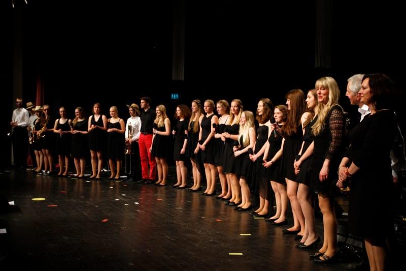 Berichte zum Konzert in der VAZ und den Verdener Nachrichten