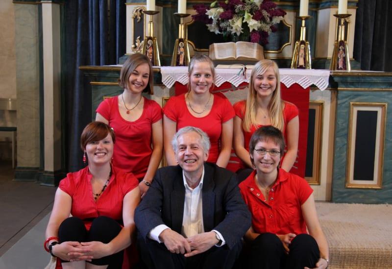 Konfirmation in der Laurentiuskirche
