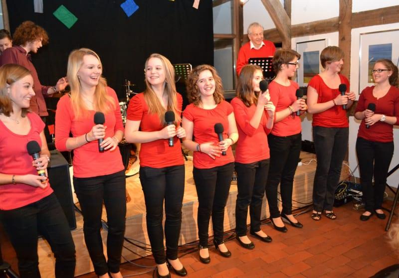 Konzert im Müllerhaus