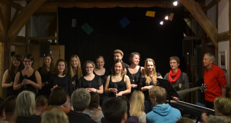 Tolles Konzert im Müllerhaus