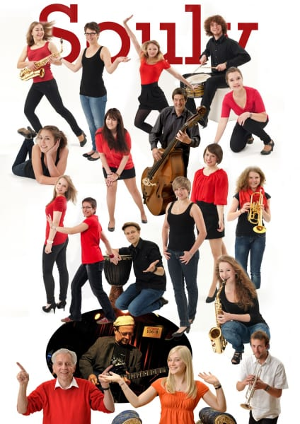 Die Souly-Gesangsgruppe wächst