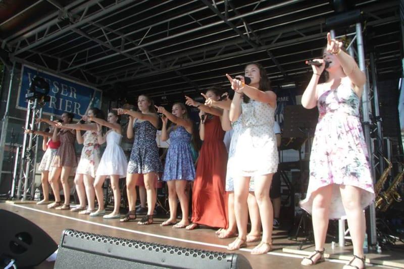 Stadtfest in Achim
